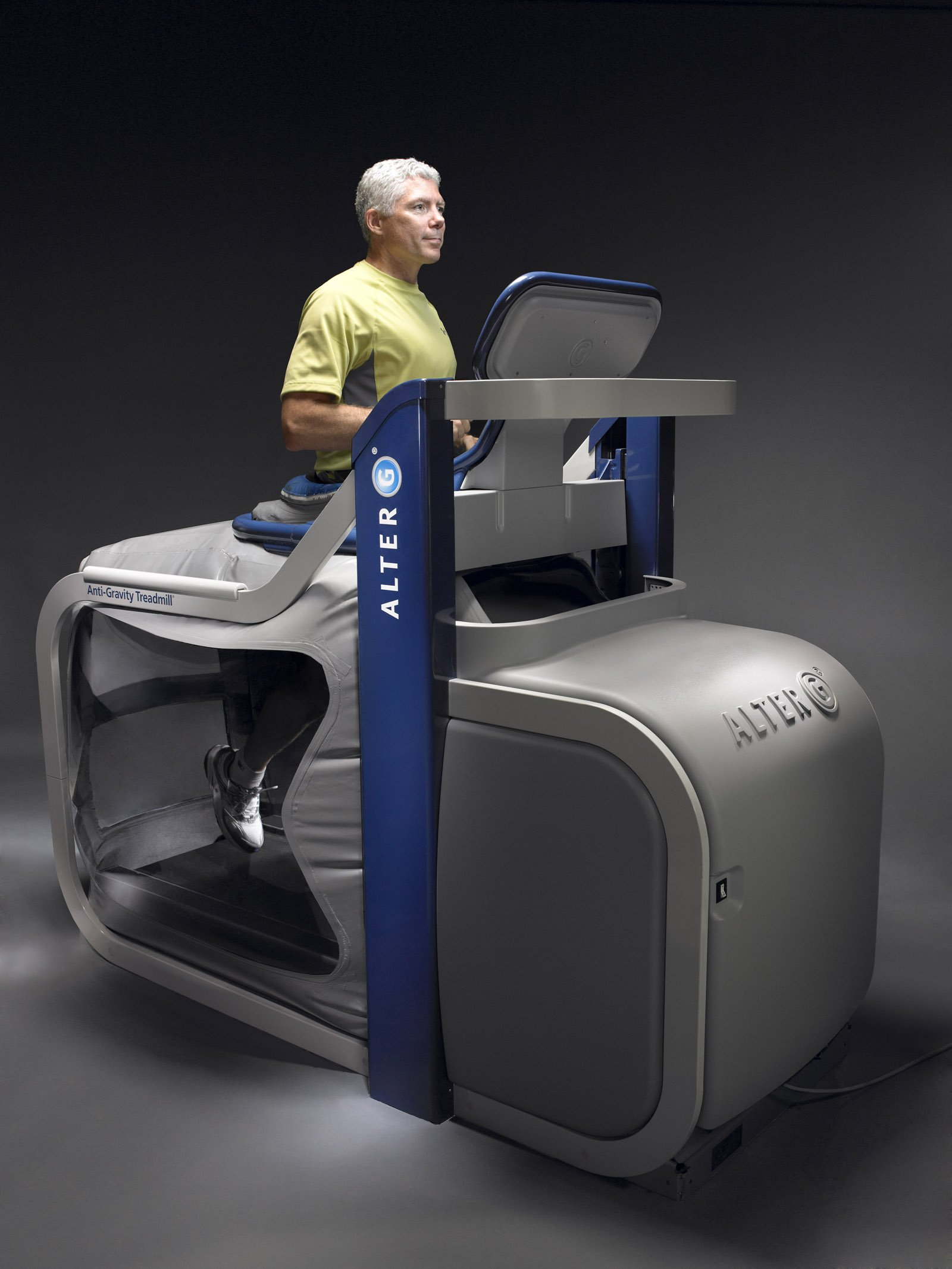 AlterG Treadmill Synergy Health and Wellness
