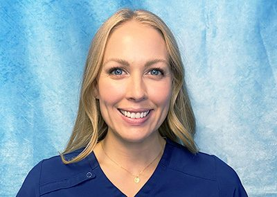 Theresa Moir, physical therapist assistant, Pilates apprentice